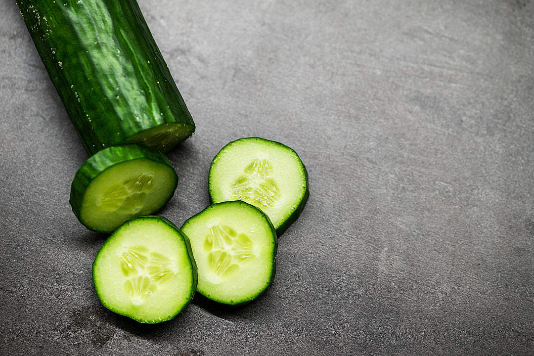 How can cucumbers benefit your skin?